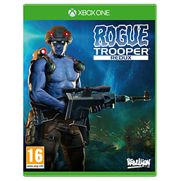 Rogue Trooper Redux XBOX ONE Cover Art
