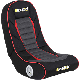 BraZen Sabre 2.0 Surround Sound Gaming Chair Multi Format and Universal