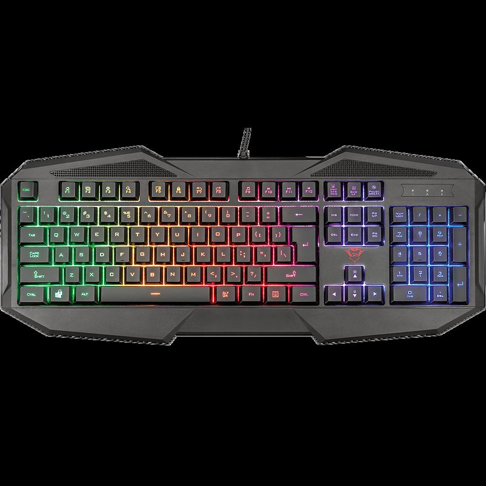 Trust Gxt 830rw Avonn Gaming Keyboard