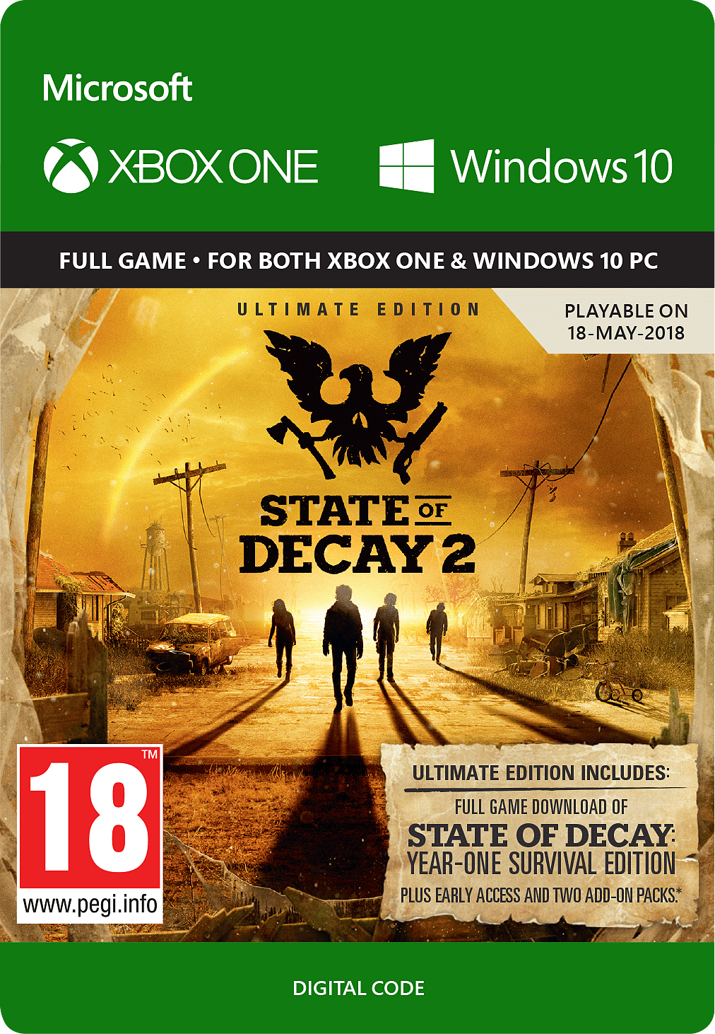 State of Decay 2: Ultimate Edition