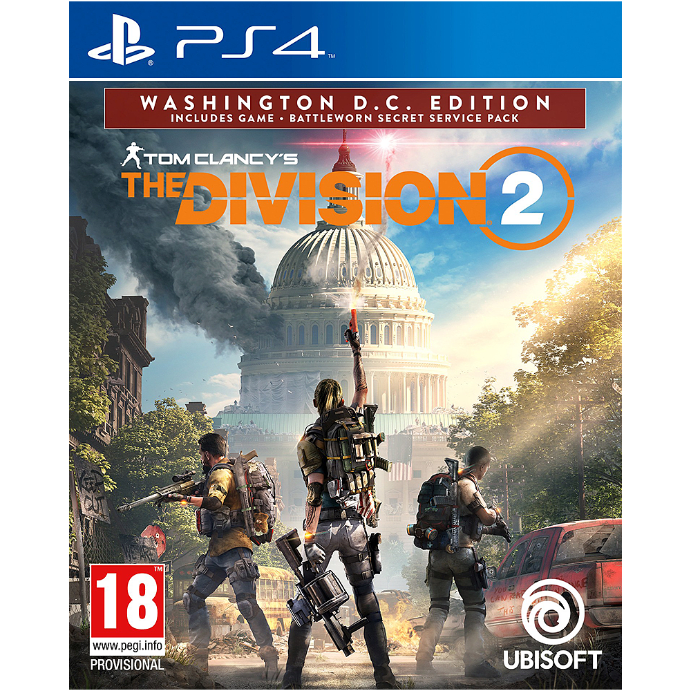 The Division 2: Washington D C Edition - Only at GAME
