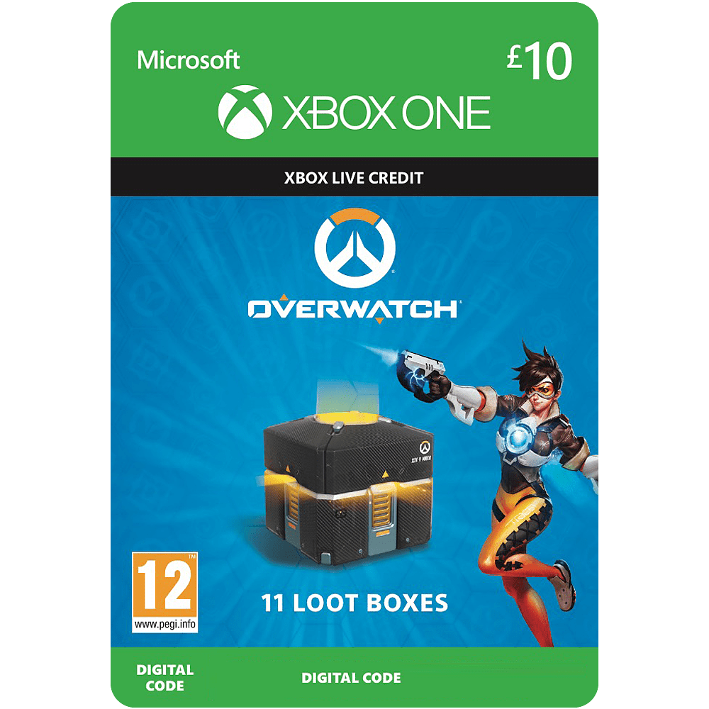 Overwatch - 11 Loot Boxes