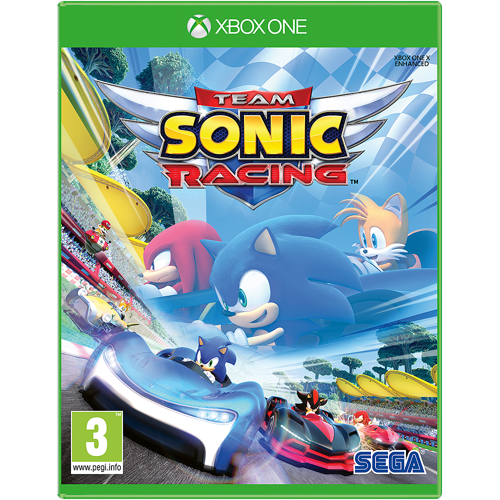 Pre Order Team Sonic Racing On Xbox One Game