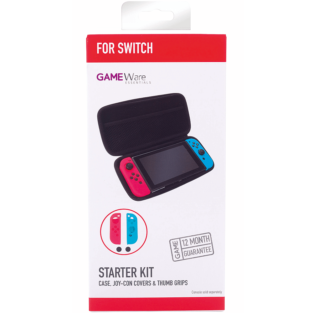 f8014c6d693 Buy Gameware Nintendo Switch Starter Kit | GAME