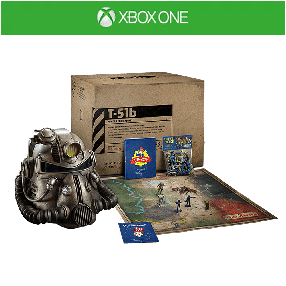 Buy Fallout 76 Power Armour Edition - UK Retail Exclusive on