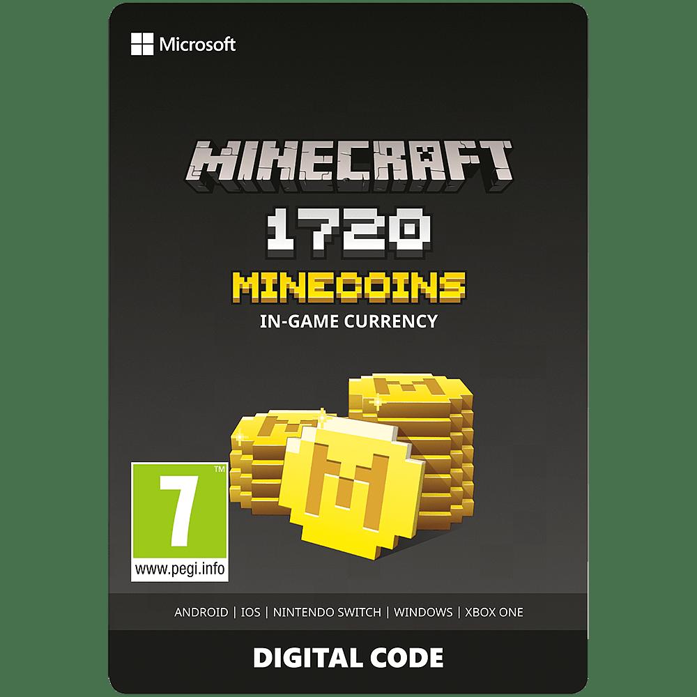 buy minecraft coins