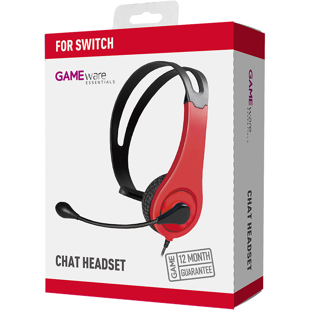 fa3d5ac1d2d Buy GameWare Nintendo Switch Chat Headset | GAME