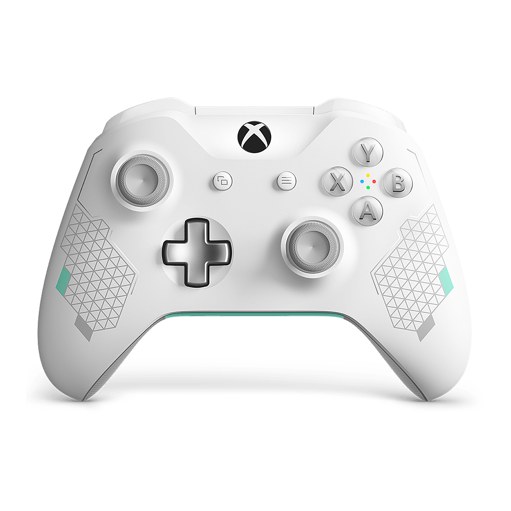 Buy Official Xbox One Sport White Special Edition ...
