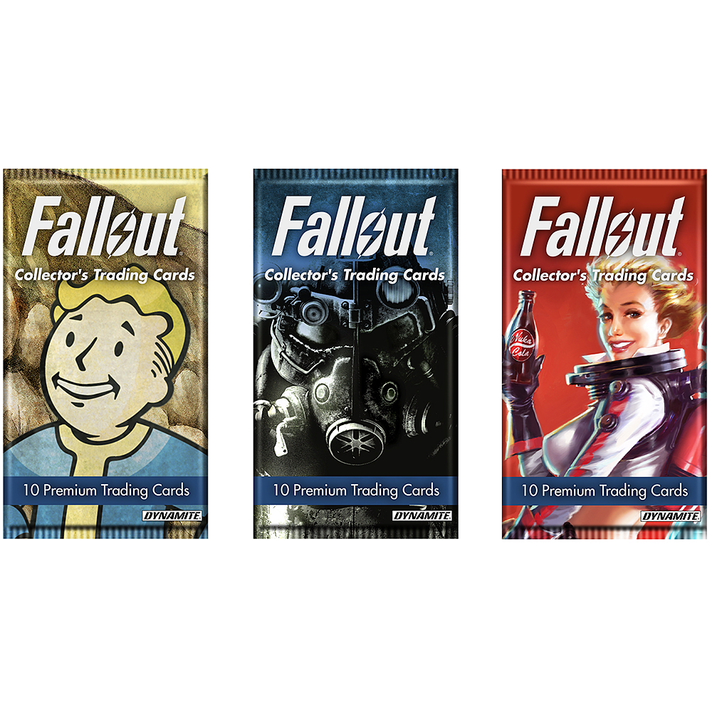 buy fallout trading card game booster pack  game