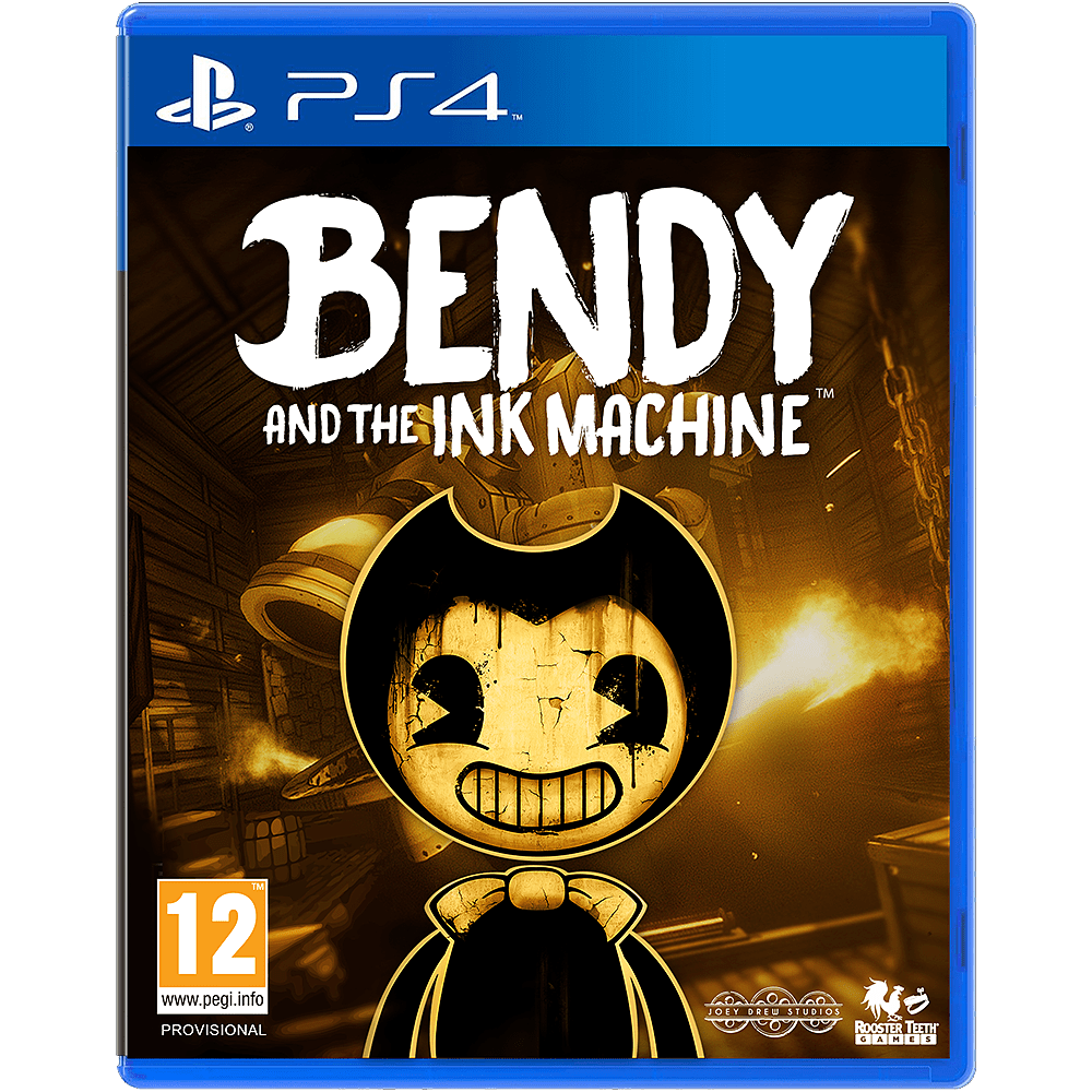 Bendy And The Ink Machine Buy