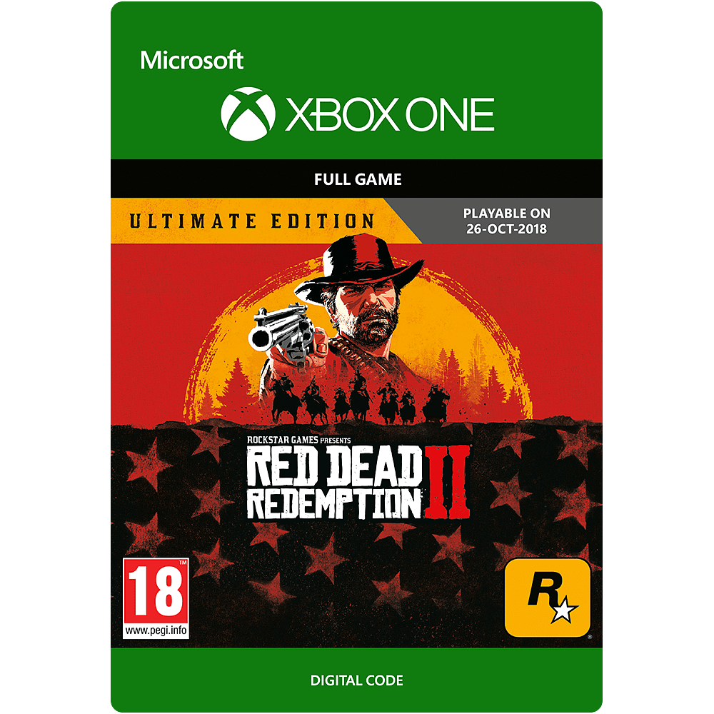 red dead redemption 2 ultimate edition xbox one best buy