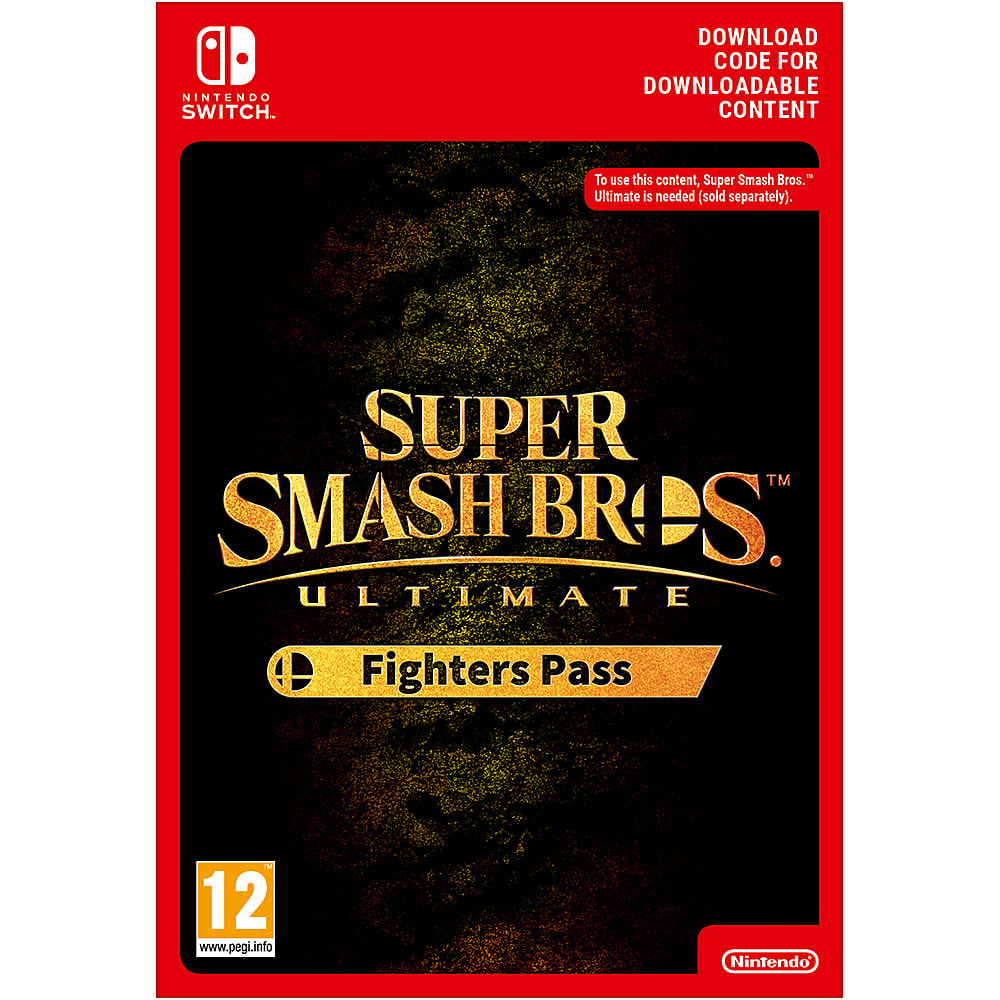 Super Smash Bros  Ultimate - Fighter Pass