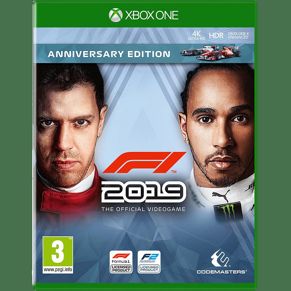 Xbox One Neuerscheinungen 2019