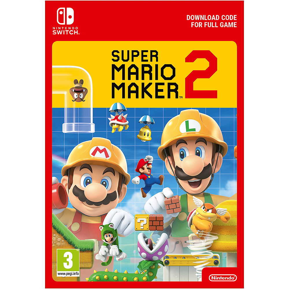 Super Mario Maker 2 Download