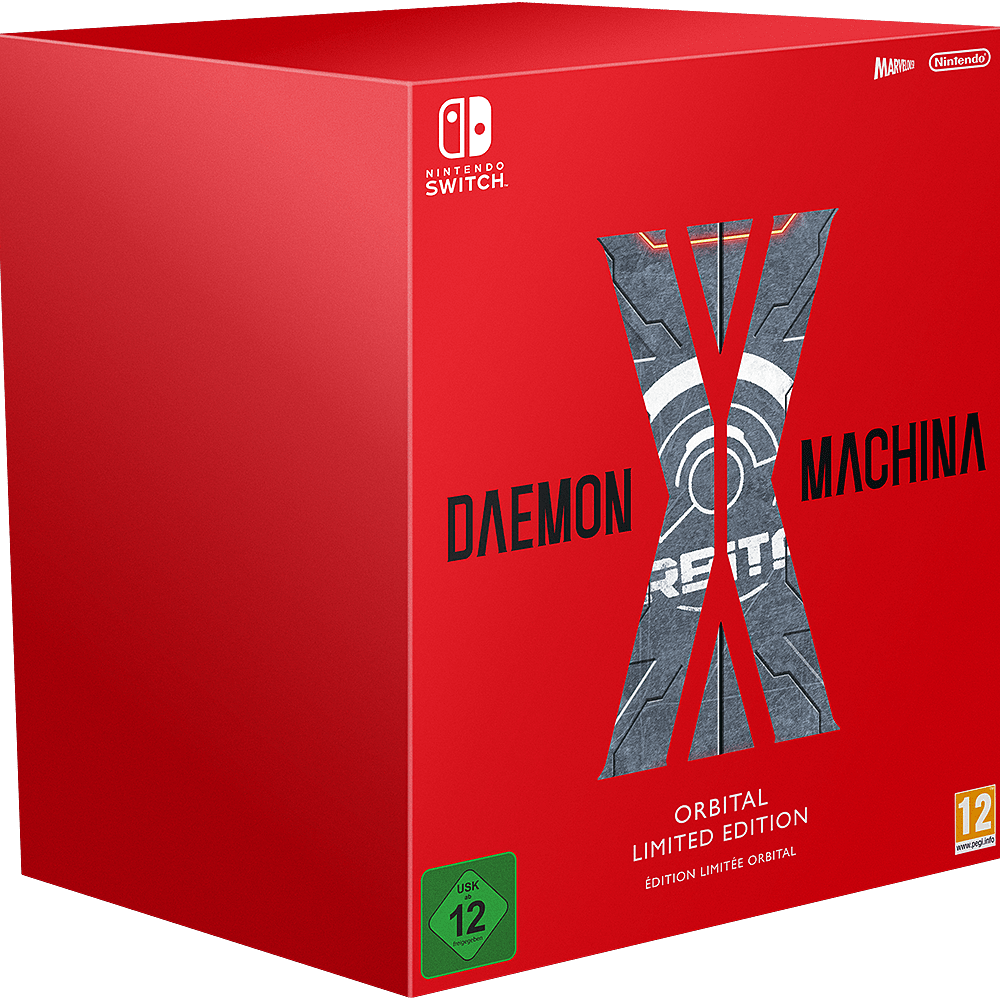 Daemon X Machina: Orbital Limited Edition