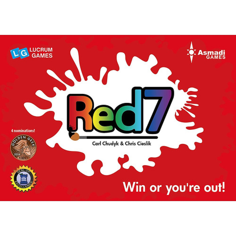 Red Seven Game