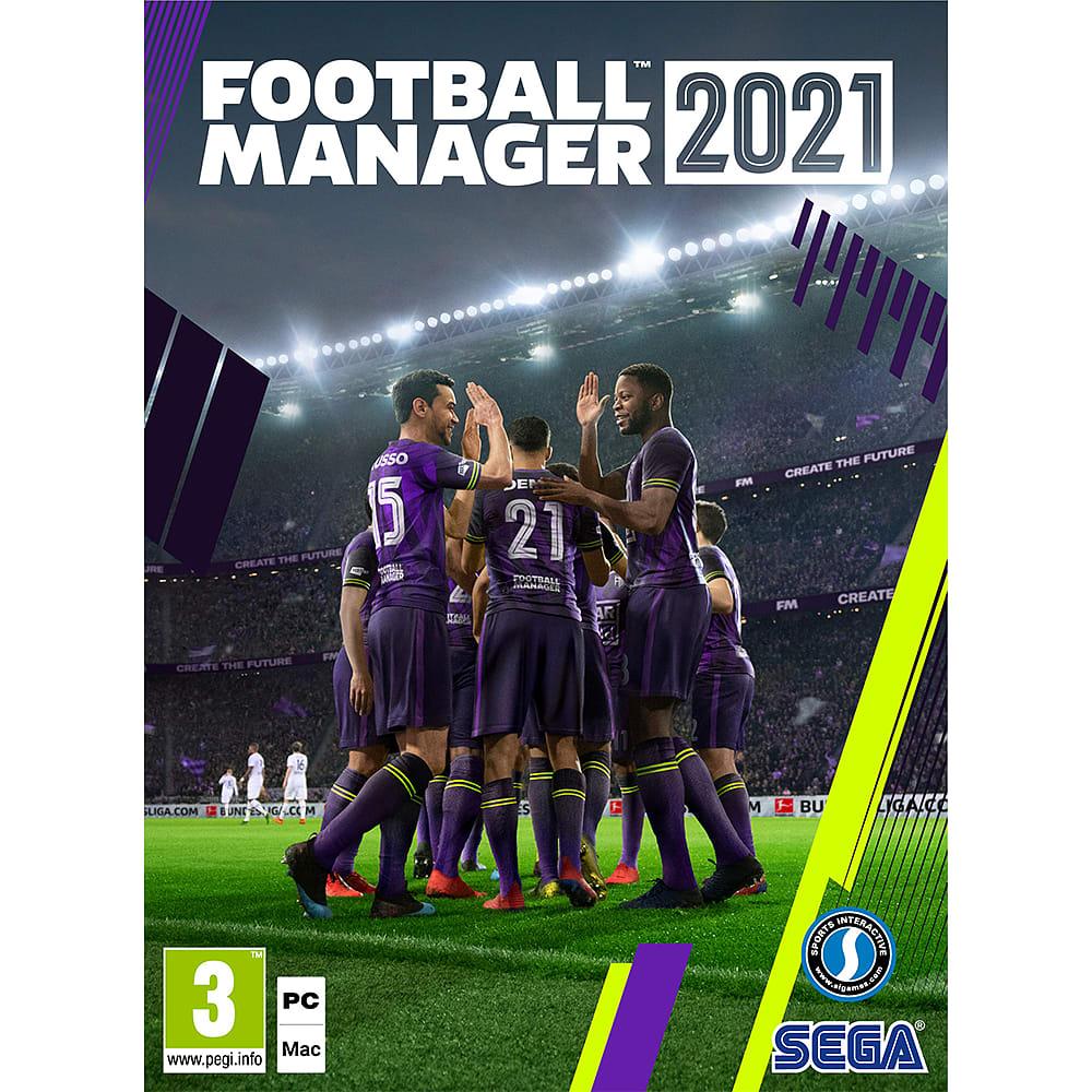 Club Manager 2021 Originaldaten