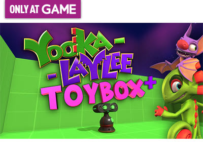 Pre-order to receive the Toybox demo.