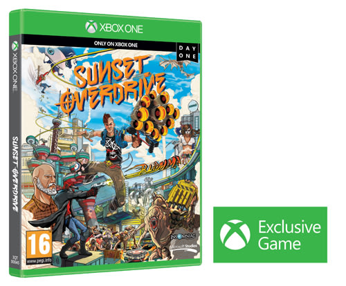 Sunset Overdrive for Xbox One at GAME