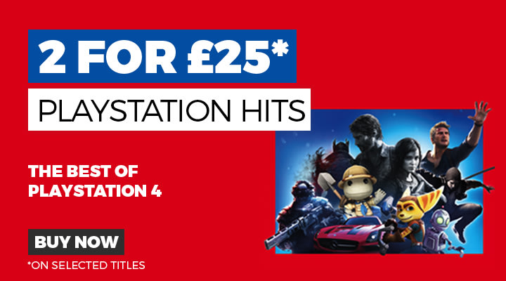 Playstation Hits 2 for £25