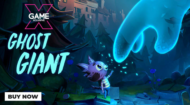 Ghost Giant - Only on PlayStation