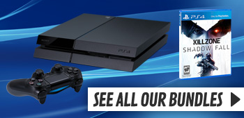 See all our PlayStation 4 bundles