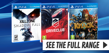 See the full range of PlayStation 4 games
