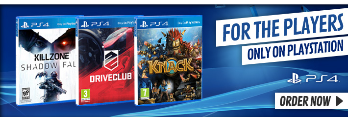 Playstation 4 Exclusives - Buy Now at GAME.co.uk!