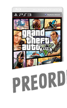 Preorder GTA V For PS3