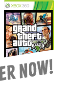 Preorder GTA V For Xbox 360