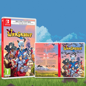 Signed Wargroove Deluxe Edition