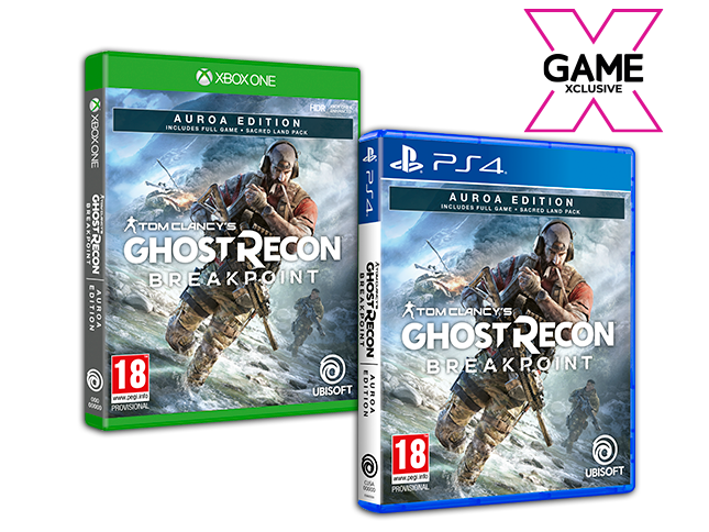 Tom Clancys Ghost Recon Breakpoint | GAME