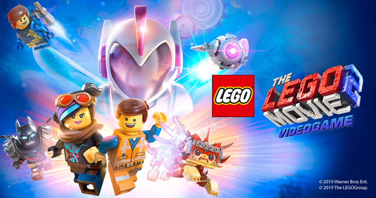 The Lego Movie 2 Videogame Sets Game