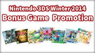 Nintendo Winter Promotion