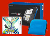 Nintendo 2DS + Pokemon X Now Only! £119.99