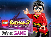 LEGO Batman 3 with Plastic Man Mini Fig