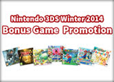 Nintendo Winter Promotion - Get a free download code for selected games for your 2DS or 3DS!