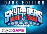 Skylanders Trap Team Dark Edition