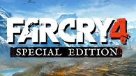 Just Announced Far Cry 4 Special Edition Only at GAME