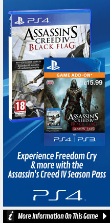 Experience Freedom Cry and More with the Assassin's Creed IV Season Pass