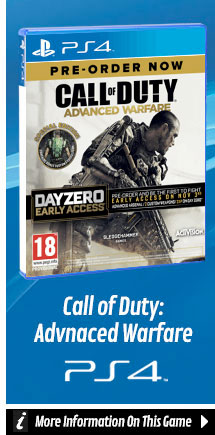 Find Out More About Call of Duty: Advanced Warfare On PlayStation 4