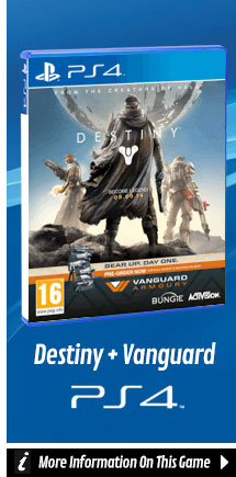 Find Out More About Destiny On PlayStation 4