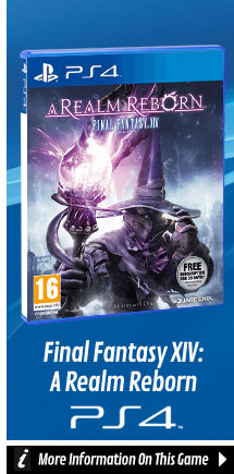 Find Out More About Final Fantasy XIV On PlayStation 4