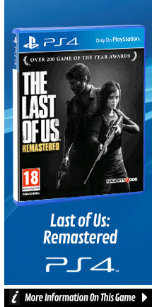 Find Out More About The Last of Us: Remastered On PlayStation 4