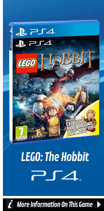 Find Out More About LEGO: The Hobbit On PlayStation 4