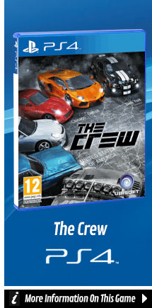 Find Out More About The Crew On PlayStation 4