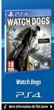 Find Out More About Watch Dogs On PlayStation 4