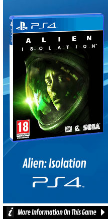 Find Out More About Alien Isolation On PlayStation 4
