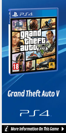 Find Out More about Grand Theft Auto V On PlayStation 4