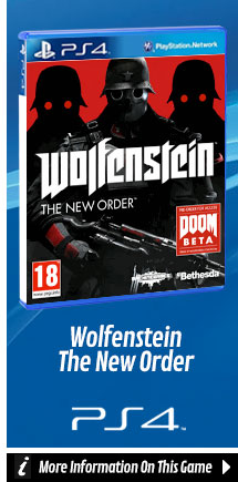 Find Out More About Wolfenstein: The New Order On PlayStation 4